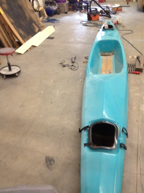Ashbreez Boatworks - Small Boats/Kayaks